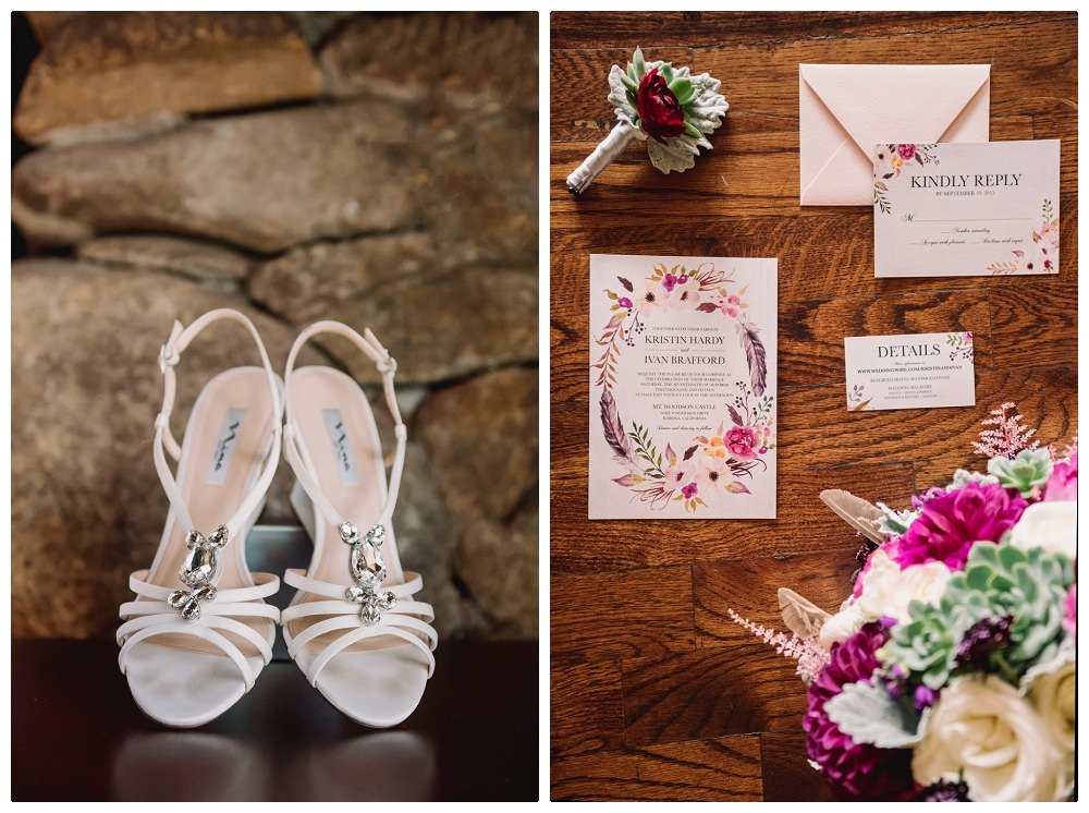 Mt Woodson Castle Wedding | Kristin and Ivan